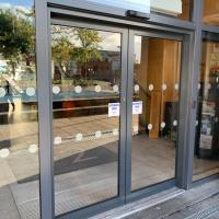 FAAC Automatic Sliding Doors