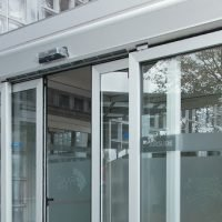 FAAC Sliding Doors